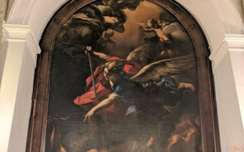 ローマ、サン・ボナヴェントゥラ・アル・パラティーノ教会|イタリア観光ガイド