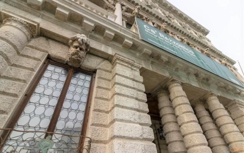 一見お屋敷。その内部は…18世紀ヴェネツィア美術館|イタリア観光ガイド