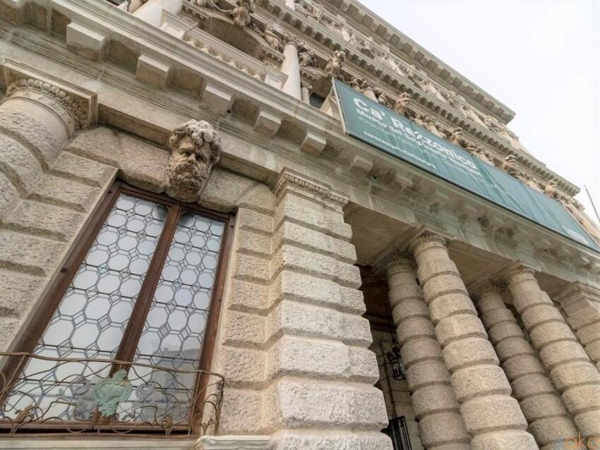 一見お屋敷。その内部は…18世紀ヴェネツィア美術館 イタリア観光ガイド