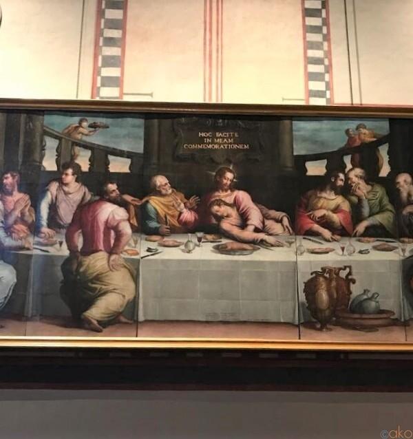 宝物がずらり。フィレンツェ、サンタ・クローチェ教会付属美術館|イタリア観光ガイド