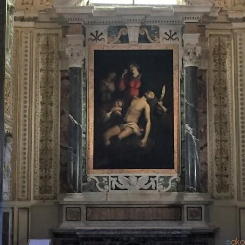パンテオンからスグ!ローマ、サンタ・マリア・イン・アクイロ教会|イタリア観光ガイド