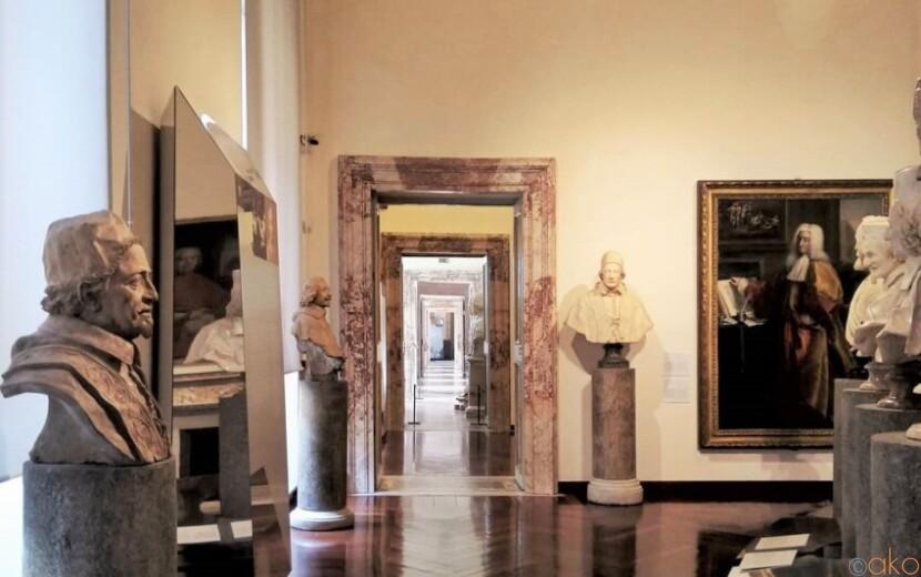 一生に一度でいいから住んでみたい!ローマ、ブラスキ宮殿|イタリア観光ガイド