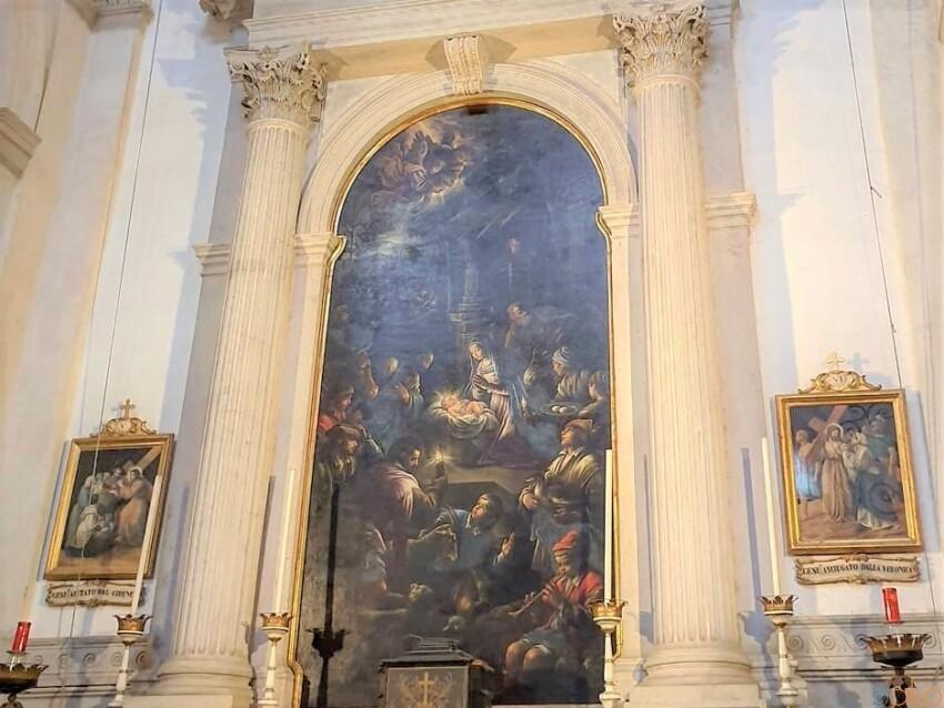 ジュデッカ島のシンボル的存在。ヴェネツィア、レデントーレ教会 イタリア観光ガイド