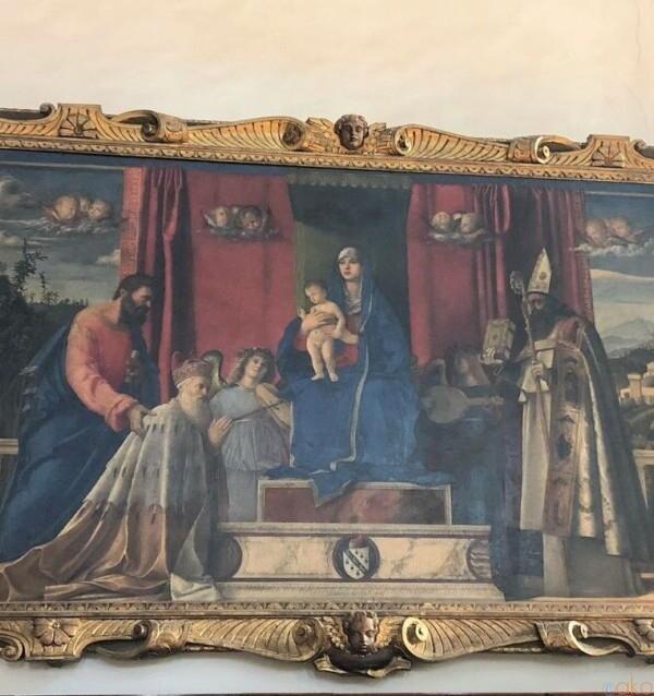 ムラーノ島。ヴェネツィア、サン・ピエトロ・マルティーレ教会|イタリア観光ガイド