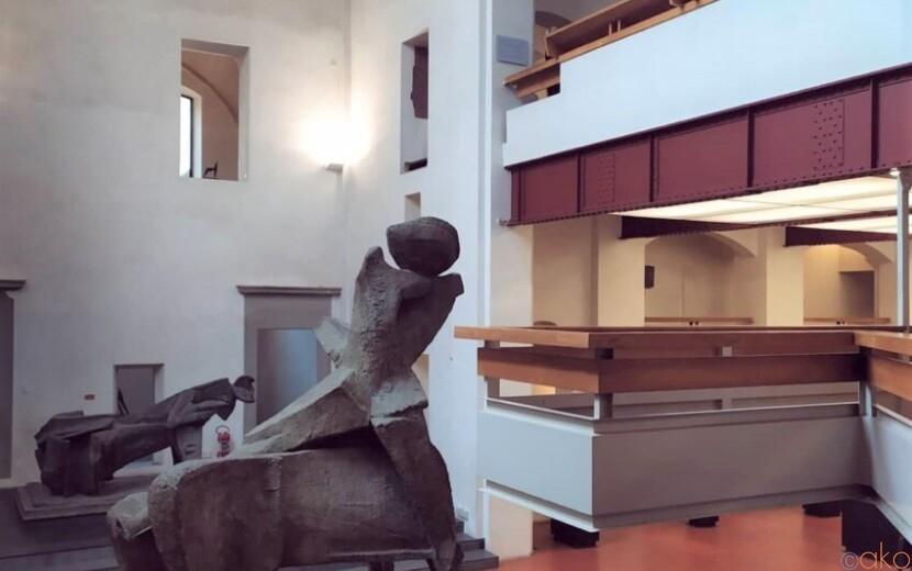 穴場のお出かけスポット。フィレンツェ、マリノ・マリーニ美術館|イタリア観光ガイド