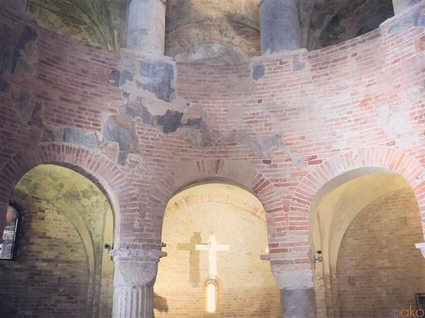 正体は…教会!マントヴァ、 ロトンダ・ディ・サン・ロレンツォ|イタリア観光ガイド