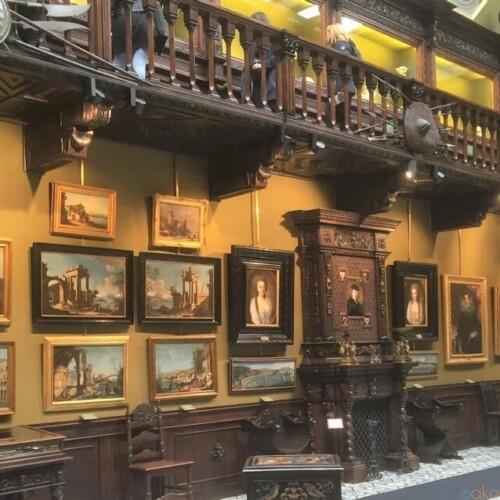ナポリのド真ん中で美術鑑賞。ガエタノ・フィランギエリ市民博物館|イタリア観光ガイド
