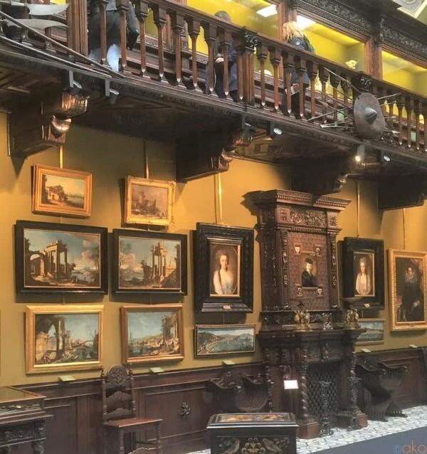 ナポリのド真ん中で美術鑑賞。ガエタノ・フィランギエリ市民博物館 イタリア観光ガイド