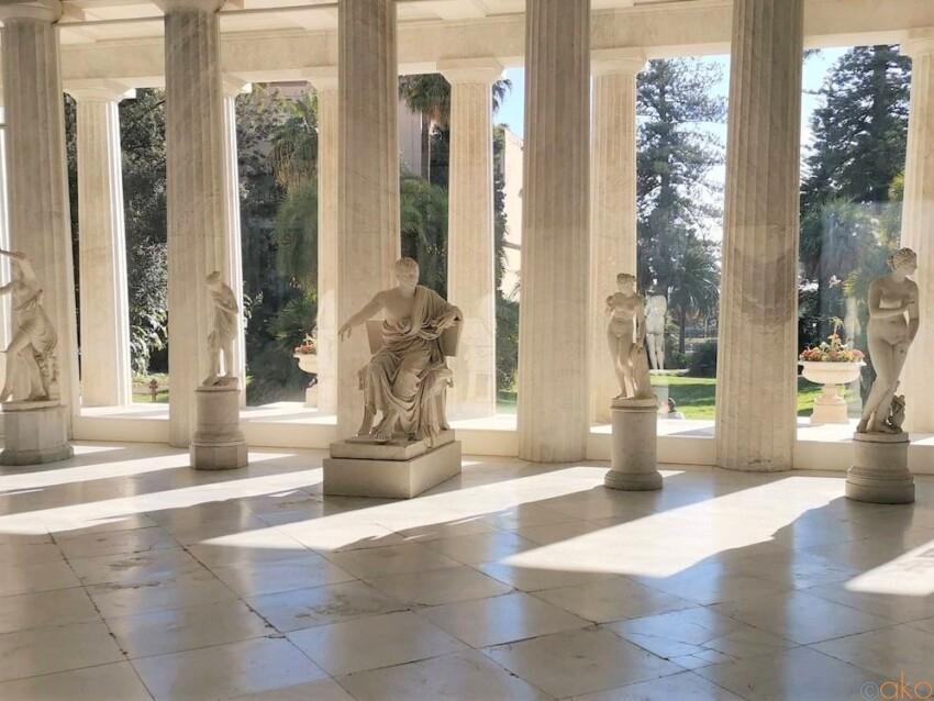 ナポリの邸宅の中に潜む「美」の世界。ピニャテッリ博物館 イタリア観光ガイド