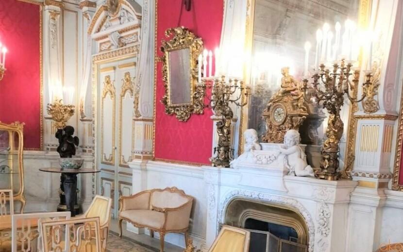 ナポリの貴族の館にお邪魔します!ヴィラ・ピニャテッリ|イタリア観光ガイド