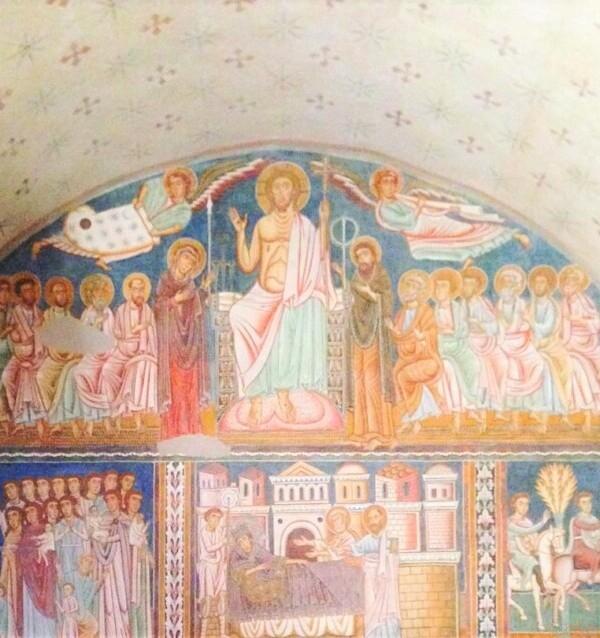 13世紀にタイムトラベル。ローマ、サン・シルヴェストロ祈祷室|イタリア観光ガイド