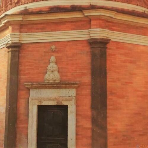 素通り厳禁!ローマ、サン・ジョヴァンニ・イン・オレオ教会|イタリア観光ガイド