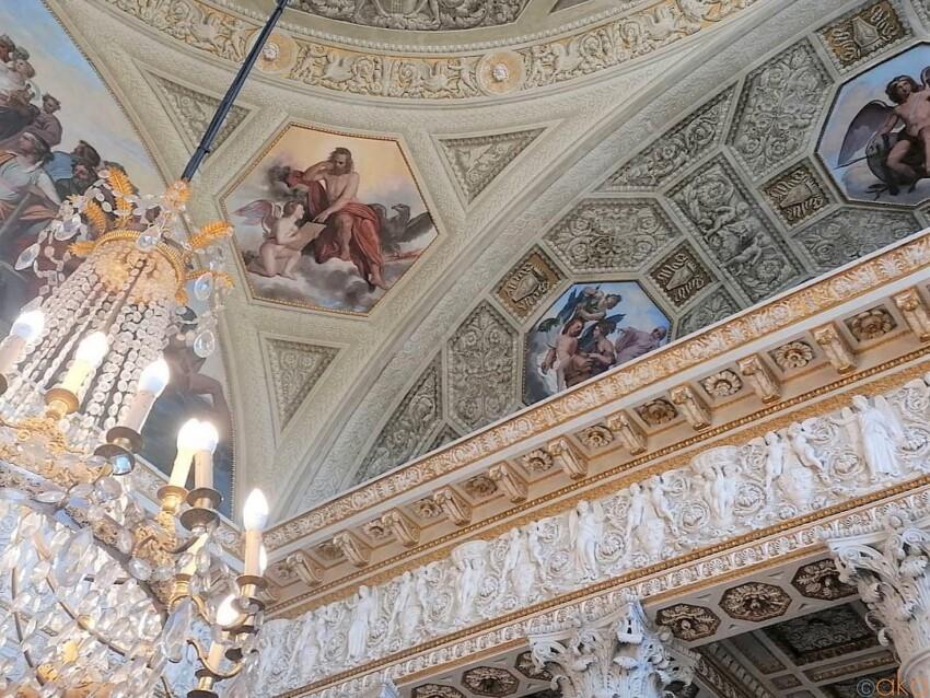 ローマ、ヴィッラ・トルロニアのカジーノ・ノービレ(貴族の館) イタリア観光ガイド