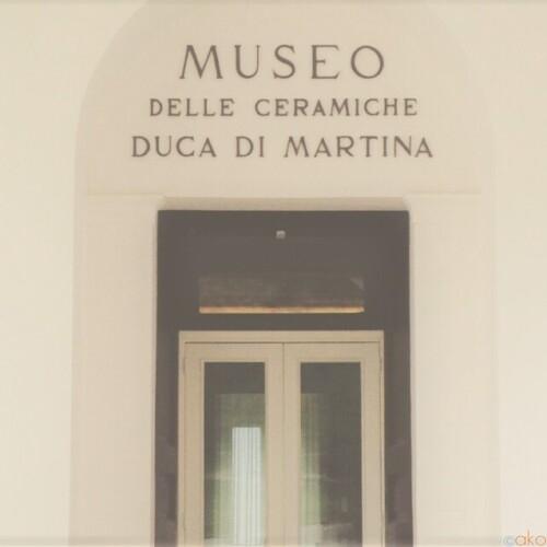 陶器いっぱい!ナポリ、ドゥーカ・ディ・マルティーナ国立陶器美術館|イタリア観光ガイド