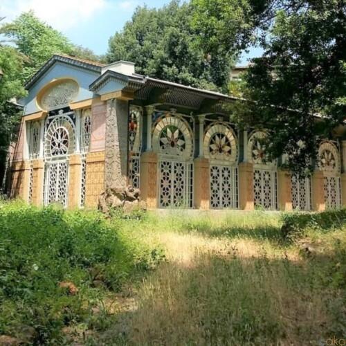ローマ郊外の貴族の館にお邪魔します!ヴィッラ・トルロニア イタリア観光ガイド