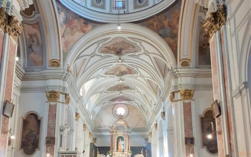 あの歌の故郷。ナポリ、サンタ・マリア・ディ・ピエディグロッタ教会|イタリア観光ガイド