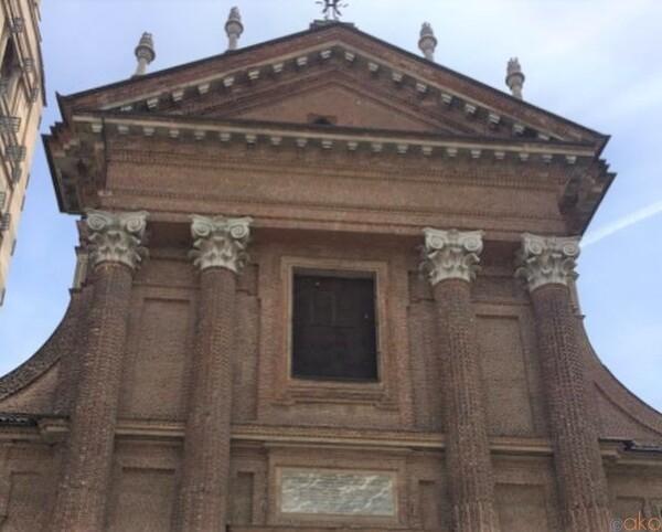 ピエモンテ州クーネオの小さな街で教会巡り。フォッサノ大聖堂|イタリア観光ガイド