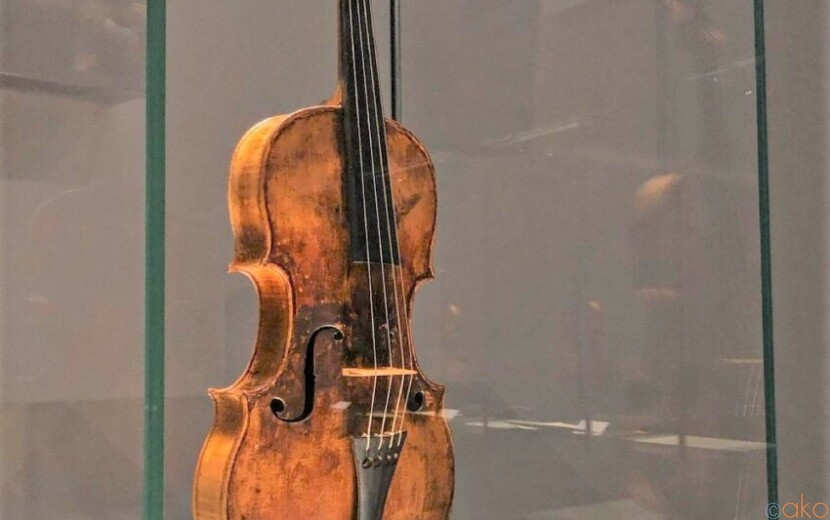 クレモナといったらまずはココ!バイオリン博物館 イタリア観光ガイド