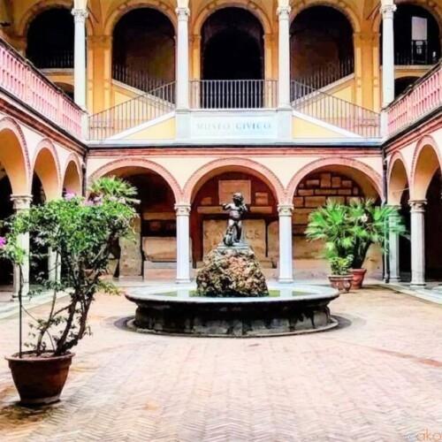お宝ざっくざくでびっくり!ボローニャ、市立考古学博物館|イタリア観光ガイド