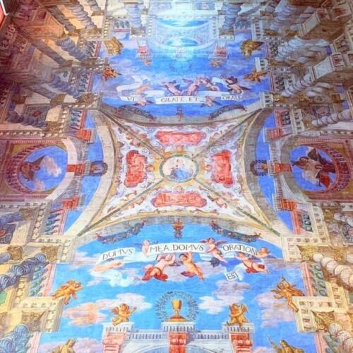 素晴らしき天井画!ヴェネツィア、サンタルヴィーゼ教会|イタリア観光ガイド