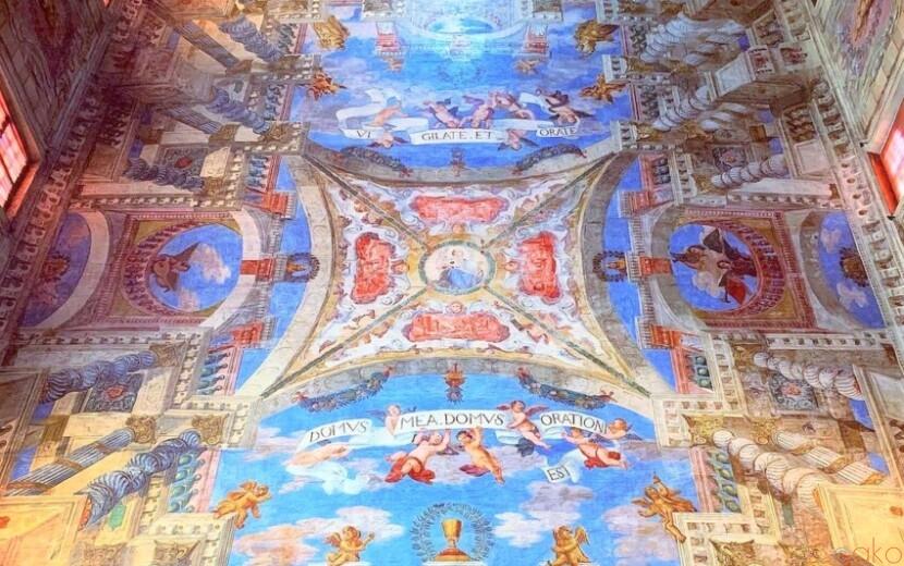 素晴らしき天井画!ヴェネツィア、サンタルヴィーゼ教会 イタリア観光ガイド