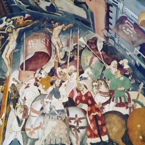 ピエモンテ州マンタ、サンタ・マリア・アル・カステッロ教会|イタリア観光ガイド