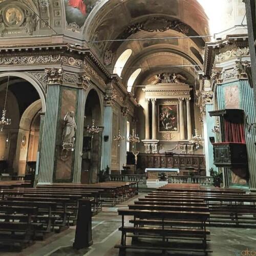 クーネオのドゥオーモ、サンタ・マリア・デル・ボスコ大聖堂|イタリア観光ガイド