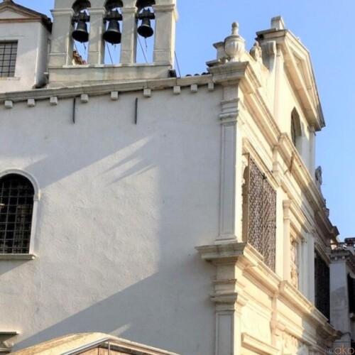 ヴェネツィア、サン・ジョルジョ・デッリ・スキアヴォーニ信徒会|イタリア観光ガイド