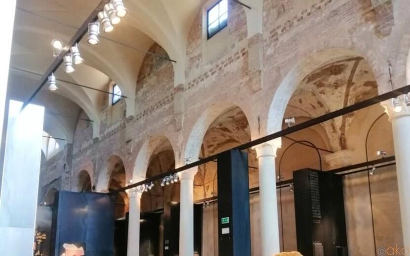 新しいけれど、実はとっても古いんです!クレモナ考古学博物館|イタリア観光ガイド