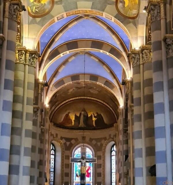 ピエモンテ州カザーレ・モンフェッラート、サンテヴァージオ聖堂|イタリア観光ガイド